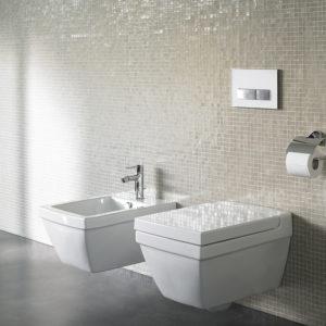 Water Closet & Bidet
